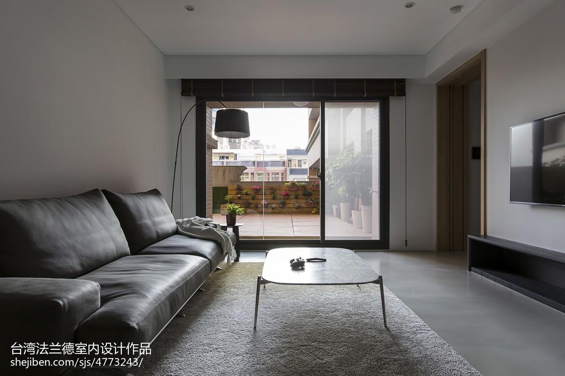 家居简约风格客厅装饰图客厅现代简约客厅设计图片赏析