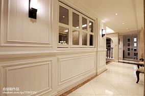 精美别墅过道欧式装饰图片别墅豪宅欧式豪华家装装修案例效果图