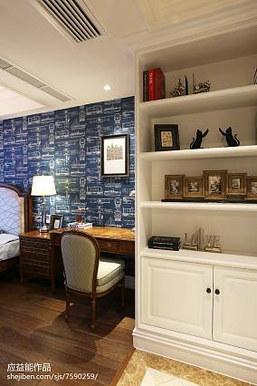 面积129平别墅卧室欧式装修效果图片大全别墅豪宅欧式豪华家装装修案例效果图