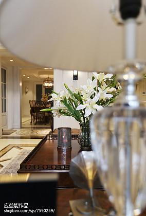 热门面积122平别墅客厅欧式装修图片欣赏别墅豪宅欧式豪华家装装修案例效果图