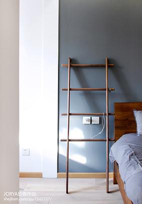 热门82平米二居卧室简约装修效果图片欣赏