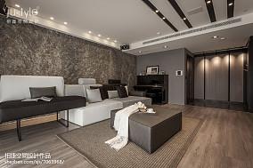 热门面积137平四居客厅装修欣赏图片