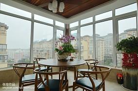 中式风格家居休闲区设计