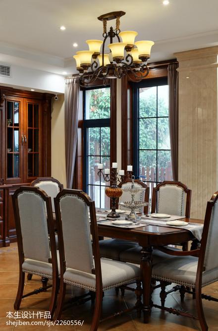 优美106平欧式三居布置图厨房