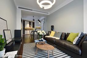 精选二居客厅现代装修设计效果图片大全