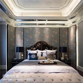 精美大小132平别墅卧室新古典装修欣赏图片大全