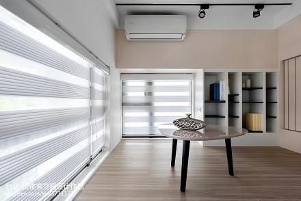 华丽33平现代小户型休闲区设计案例功能区