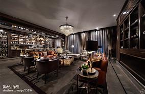 2018面积142平别墅客厅欧式欣赏图别墅豪宅欧式豪华家装装修案例效果图