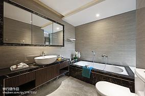 别致中式风格卫浴设计