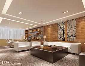 欧式简装客厅效果图