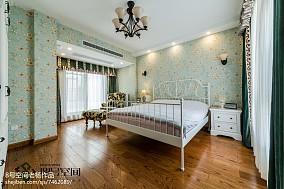 2018115平米地中海别墅卧室装修设计效果图