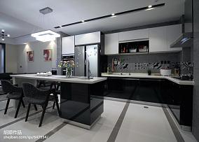 简洁82平现代复式效果图复式现代简约家装装修案例效果图