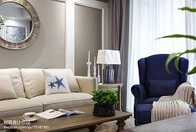优雅117平法式四居装修案例四居及以上欧式豪华家装装修案例效果图