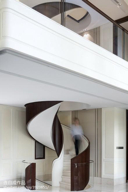 轻奢293平法式别墅装饰图片