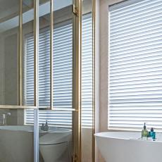 精选面积134平别墅卫生间装修设计效果图片