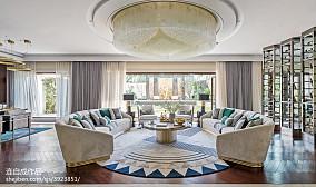 精美别墅客厅设计效果图