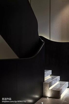 精美面积138平别墅客厅中式装修图片欣赏别墅豪宅中式现代家装装修案例效果图