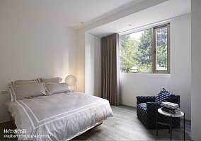 精选90平米三居卧室欧式装修欣赏图片大全三居欧式豪华家装装修案例效果图