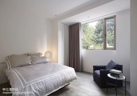 精选90平米三居卧室欧式装修欣赏图片大全卧室