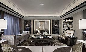精美客厅中式欣赏图片大全样板间中式现代家装装修案例效果图