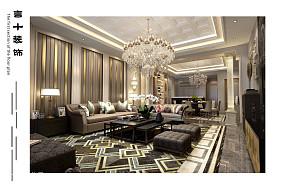 现代豪华别墅卧室设计