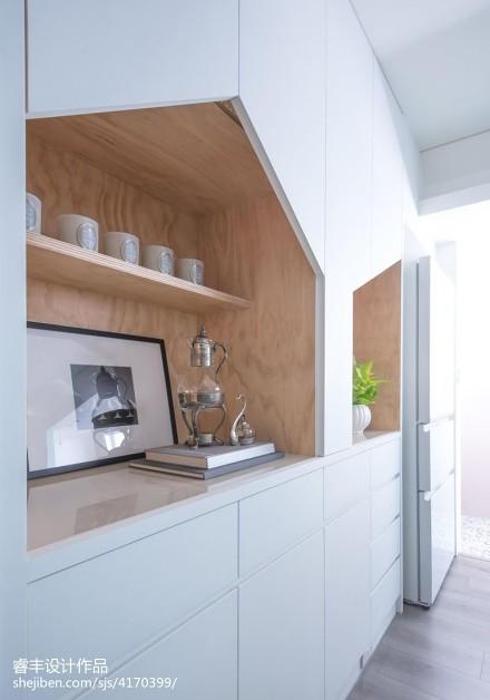 热门103平米三居客厅北欧设计效果图