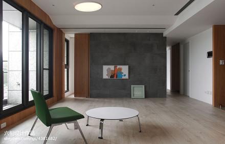 精选70平米简约小户型客厅效果图片大全