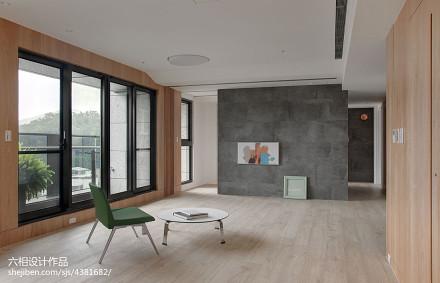 精选面积87平小户型客厅简约实景图片