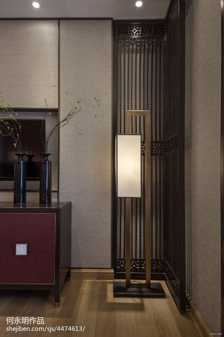 精致119平中式三居客厅装饰图片