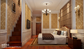 小别墅客厅吊顶设计