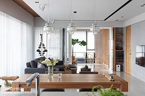 精美日式二居客厅装饰图片欣赏厨房1图日式设计图片赏析