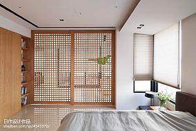 精选70平米二居卧室日式设计效果图