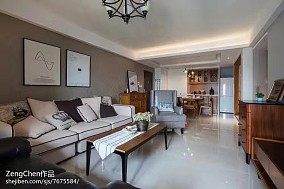 Loft风格格美感一居室图