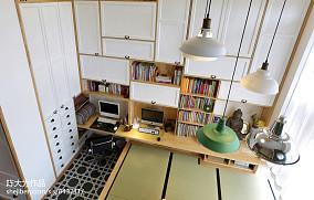 201889平米日式小户型客厅装修欣赏图片大全