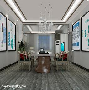 客厅LED灯带装饰