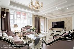 明亮422平欧式别墅图片大全别墅豪宅欧式豪华家装装修案例效果图