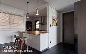 热门74平米小户型厨房装修欣赏图片