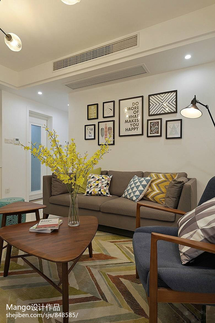 精选客厅宜家欣赏图客厅现代简约客厅设计图片赏析