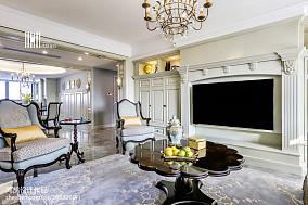 精选98平米三居客厅装修设计效果图