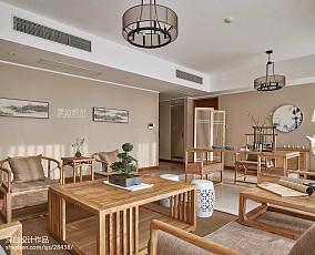 精美面积101平中式三居客厅欣赏图