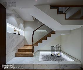 中式风格楼梯设计