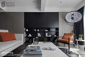 2018精选面积113平现代四居客厅装修效果图片大全