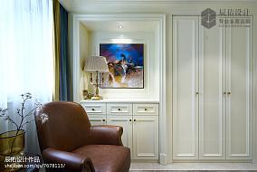 精美面积116平欧式四居玄关装修图玄关2图欧式豪华设计图片赏析