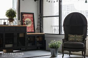 阳台藤桌椅