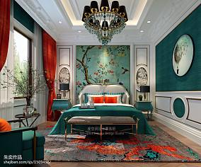复古小客厅欧式沙发