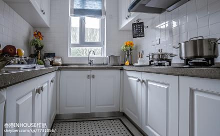 2018厨房欣赏图片大全餐厅