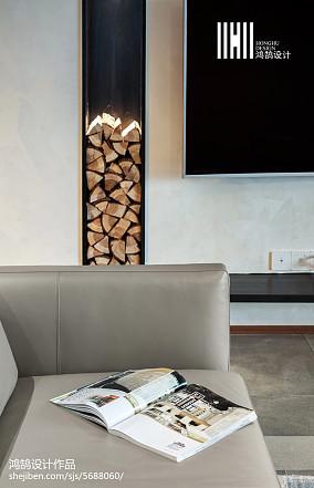 精选面积110平现代四居客厅装饰图片大全