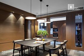 热门现代四居餐厅效果图片欣赏