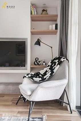 精选100平米三居客厅北欧欣赏图