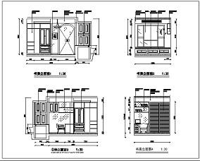 精美北欧loft玄关装修设计效果图片欣赏